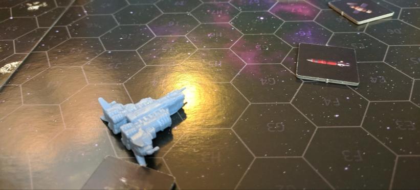 Battlestations ship